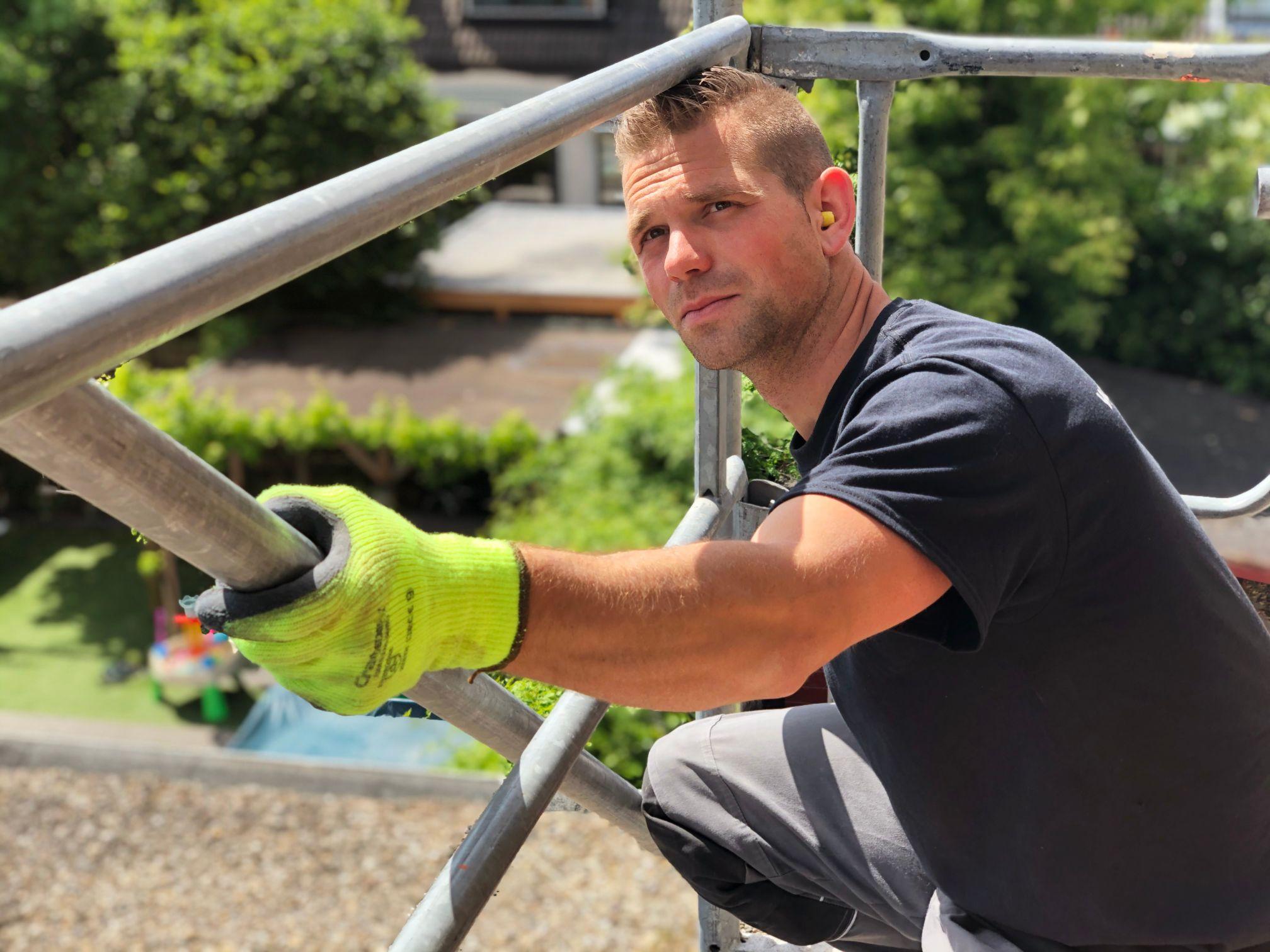 Gevelrenovatie Bruinings Renovatie
